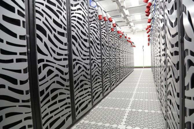오늘 6월 설치가 완료되는 '슈퍼컴퓨터 5호기'. - 한국과학기술정보연구원 제공